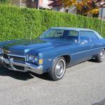 Chevrolte Impala blau