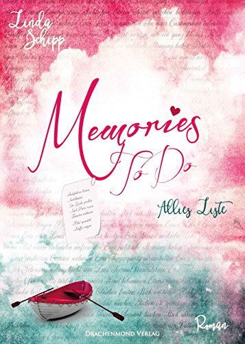 Memories to do - Allies Liste Book Cover
