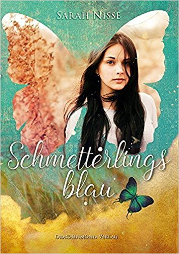 Schmetterlingsblau Book Cover