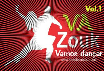 VA ZOUK Vamos Dancar Vol. 1 (2016)
