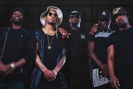 GhettoSupastars - Manda Vir Mais Um Copo Remix (Prod. Deejay Telio)