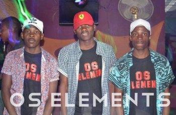 Os Elements - Assim Não Vale (Afro House) 2016