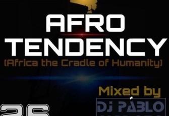 Pablo Kardozo - Afro Tendency Vol.26 (Africa The Cradle Of Humanity) 2016