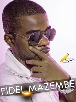 Fidel Mazembe - Me Cola (Ghetto Zouk) 2016