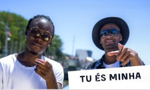 Ady feat. Marco - Tu És Minha (Tarraxinha) 2016