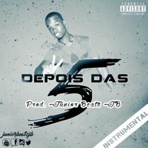 Depois Das 5 - NGA (Feat. Prodígio) Instrumental [Prod. Júnior Beatz JB]