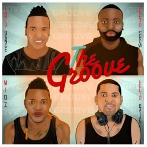 The Groove - LI Jola Do Tio Gui (feat. Maya Zuda) 2016