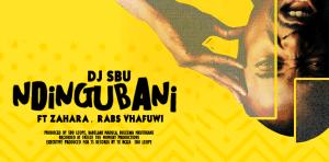 DJ Sbu Ft. Zahara & Rabs Vhafuwi - Ndingubani (Afro House) 2016