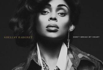 Shellsy Baronet - Don't Break My Heart (EP) 2016