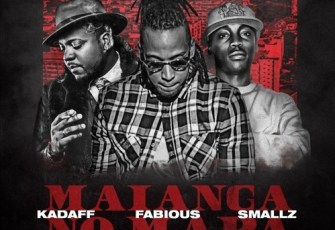 Kadaff, Fabious & Smallz - Maianga No Mapa (2016)