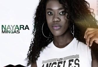 Nayara Minga Feat. Dj Paulo Dias - Olha Ta Te Subir (Afro House) 2016