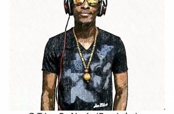 O Trio - Pe No Ar (Ivan Afro5 Drummer X Ancestral Mix) 2016
