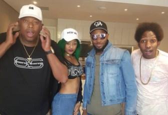 Babes Wodumo – Wololo Remix Ft. Mampintsha & D'Banj (Afro House) 2016