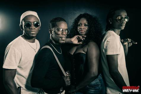 BH Feat. Gama - Quem Ti Mandou (Kizomba) 2016