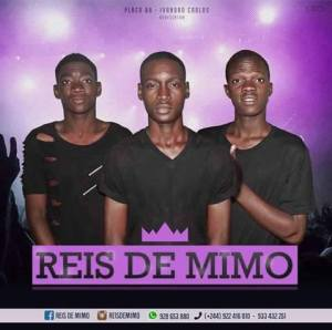 Os Reys De Mimo feat. Dj Paulo Dias - Vai Com Calma (Afro House) 2016