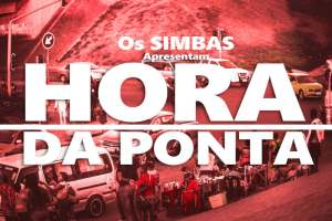 "New Team ""Os Simbas"" - Hora Da Ponta (Hip Hop) 2016"