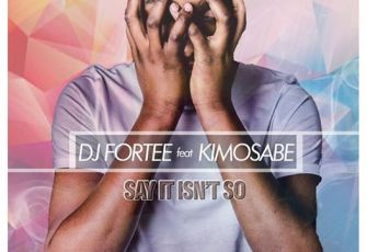DJ Fortee feat. Kimosabe - Say it Isn't so (Afro House) 2017