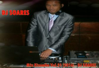DJ SOARES - Mix Kizomba Vol.21 (2016)