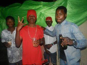 Hot Niggaz - Tem coisa (Ghetto Zouk) 2017