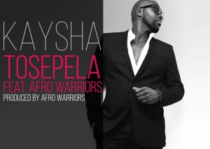 Kaysha feat. Afro Warriors & Dorivaldo Mix - Tosepela (Afro House) 2017