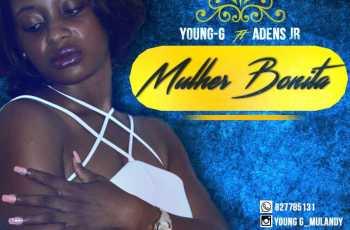 Young G feat. Adens Jr. - Mulher Bonita (R&B) 2017