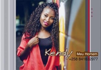 Kendy - Meu Homem (Kizomba) 2017
