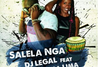 Dj Legal feat. Rayssa Lima - Salela Nga (Afro House) 2017