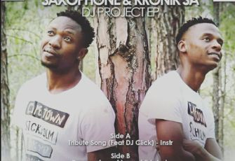 Saxophone & Kronik SA feat Dj Click - Tribute Song (Afro House) 2017