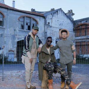 Dream Boyz - Será (feat. Bass & Maer Carvalho) 2017