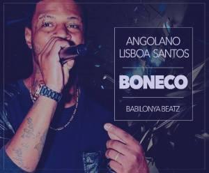 Angolano Lisboa Santos - Boneco (Tarraxinha) 2017