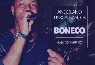 Angolano Lisboa Santos - Boneco (Kizomba) 2017