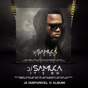 Dj Samuka feat. Nellson One - Louca (Kizomba) 2017