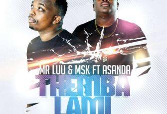 Mr Luu & MSK feat. Asanda - Themba Lami (Afro House) 2017