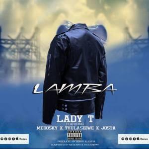 DJ Lady T feat. Thulasizwe & Medosky - Lamba (Afro House) 2017