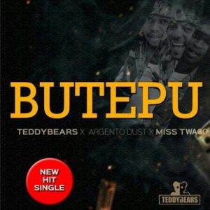 Teddy Bears feat. Agernto Dust & Miss Twagg - Butepu (Afro House) 2017
