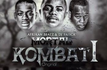 Afrikan Beatz & Dj Faisca - Mortal Kombat I (Afro House) 2017