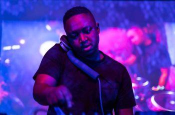 DJ Shimza - Tidal Wave (feat. Kimosabe) 2017
