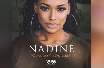 Nadine - Quando Tu Quiseres (Kizomba) 2018