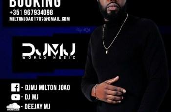 DJ MJ - Kizomba Mix 2018 (Vol.1)