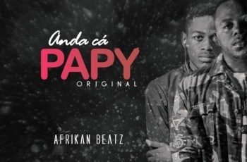 Afrikan Beatz - Anda Cá Papy