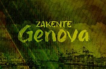 Zakente - Genova (Original Mix)