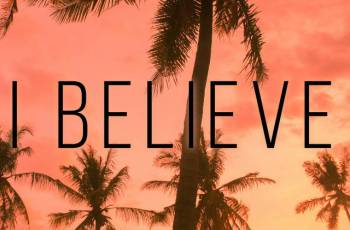 Kaysha - I Believe