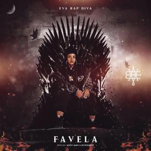 Eva Rapdiva - Favela, novas musicas