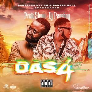 Preto Show & DJ Pzee Boy - Das 4, novas músicas, baixar afro house