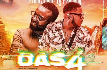 Preto Show & DJ Pzee Boy - Das 4