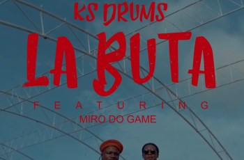 KS Drums - Labuta (feat. Micro do Game) 2019