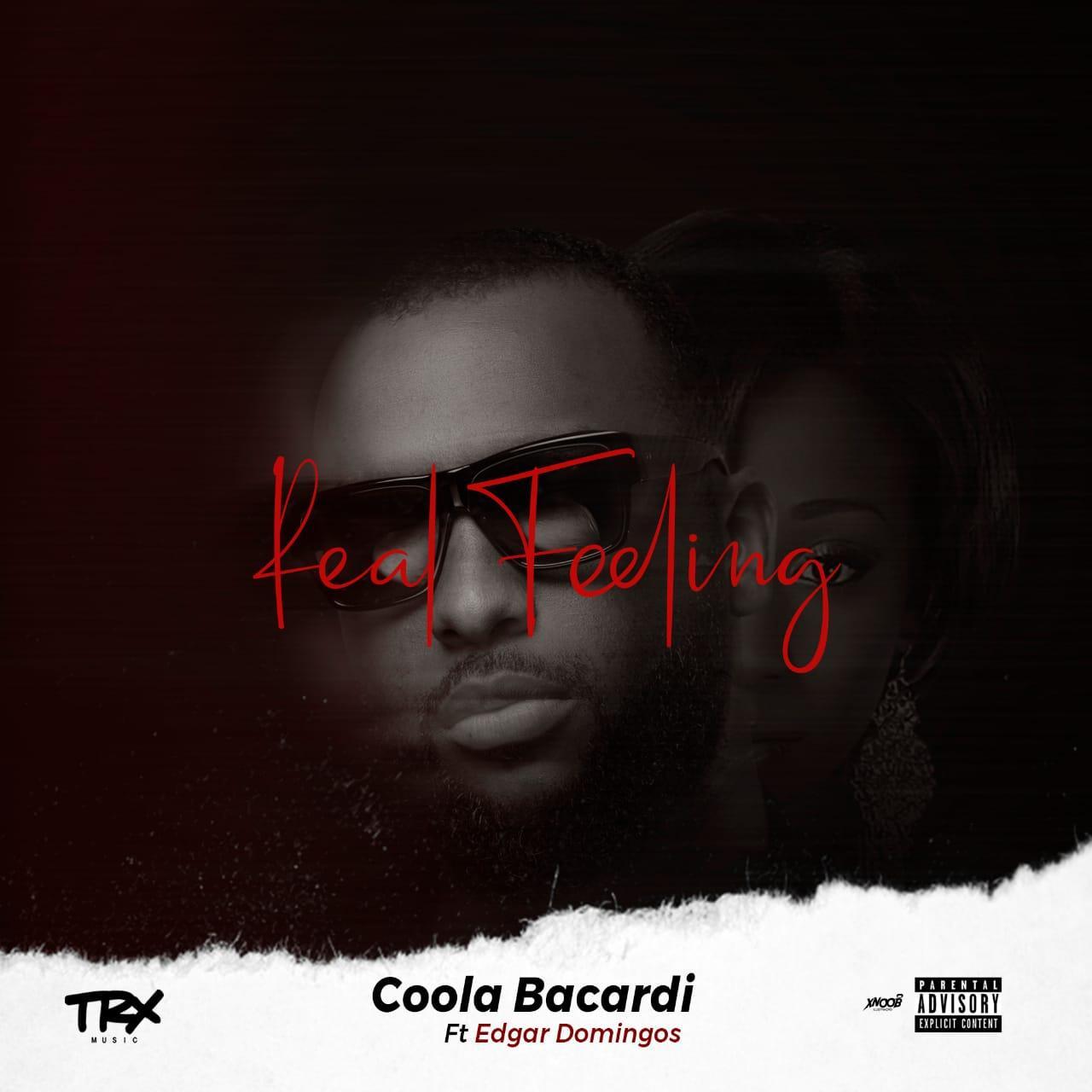 Resultado de imagem para Coola Bacardi – Real Feeling (feat. Edgar Domingos)
