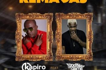 Dj Kapiro feat. Godzila Do Game - Remadas (Prod. Teo No Beat)