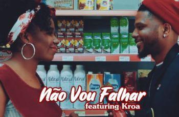 Lil Saint - Não Vou Falhar (feat. Kroa WBG)