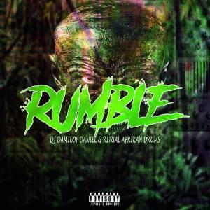 Dj Damiloy Daniel & Ritual Afrikan Drums - Rumble (AfroTech)